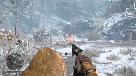 Far Cry Primal Snow Shwalada Outpost Location Guide - YouTube