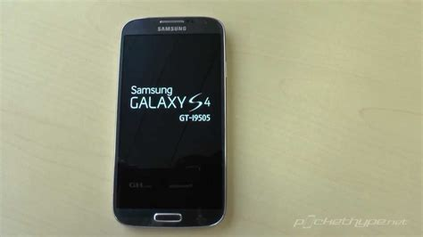 Samsung Galaxy S4 (GT-I9505) Unboxing + 1st Impressions