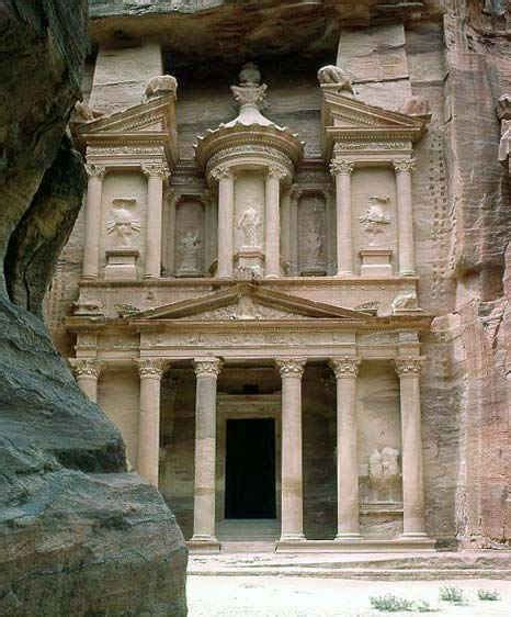 Petra: New Seven Wonders of the World   Wonders of the