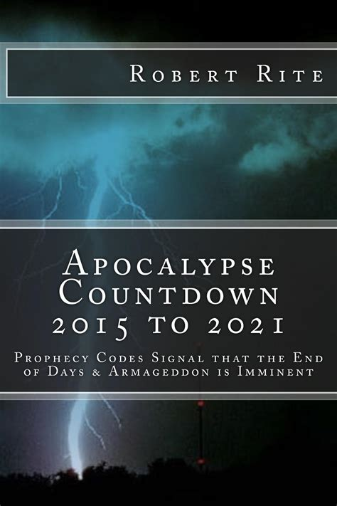 Apocalypse Countdown 2015 to 2021 - In His New Release