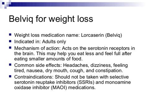 Weight loss medications review by a weight loss doctor