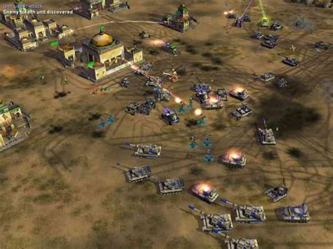 Command and Conquer Generals Zero Hour Game Download Free