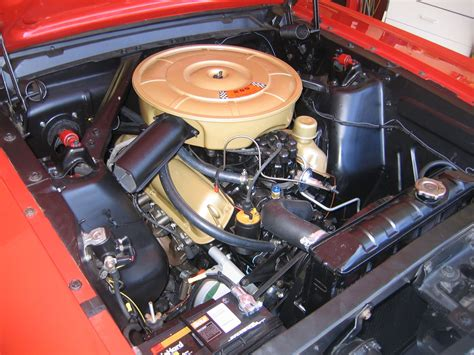 1965 mustang 289, need engine pictures - Ford Mustang Forum